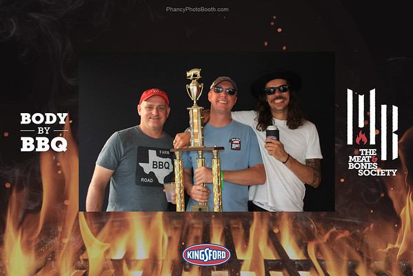 Kingsford @ MIM World Championship Bar B Que