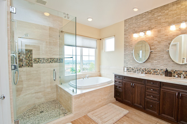 Bathroom Remodel Home Interior - Design & Construction Rancho Santa Fe