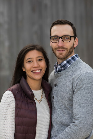 Esther and Jason Engagements