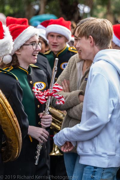 Los Gatos Christmas Parade 2019 - Madeline