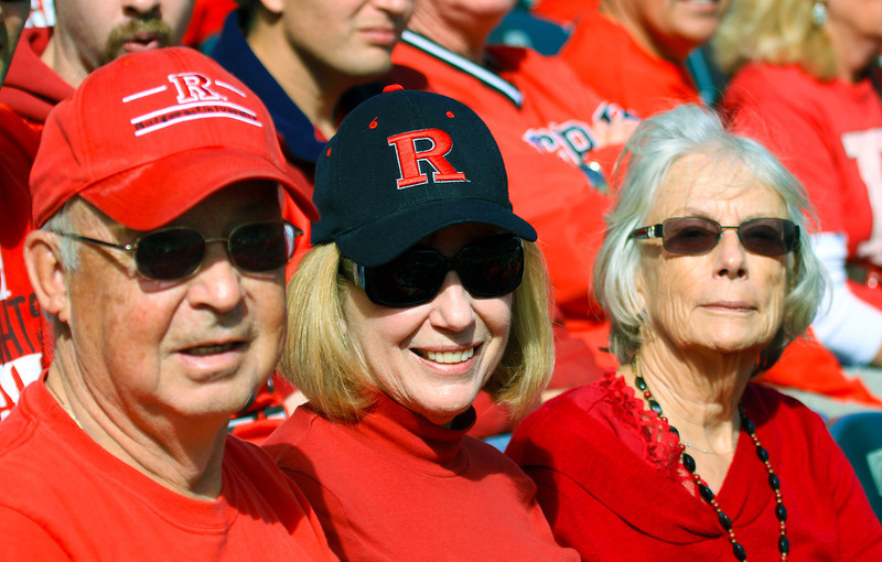 Three more Rutgers cheerleaders