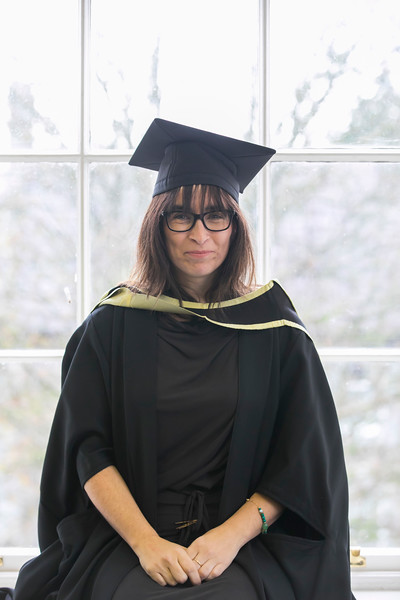 31/10/2018. Waterford Institute of Technology (WIT) Conferring Ceremonies 2018. Pictured is Karen Boyle Kerry Picture: Patrick Browne