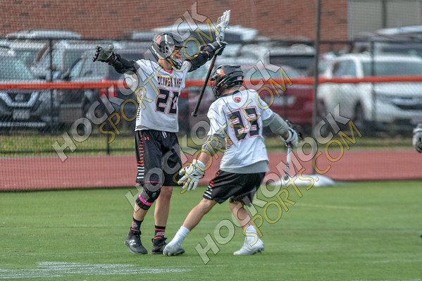Oliver Ames-Scituate Boys Lacrosse - 06-04-19