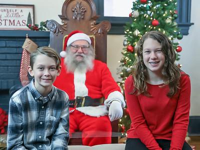 Santa has Arrived (12.12.20)