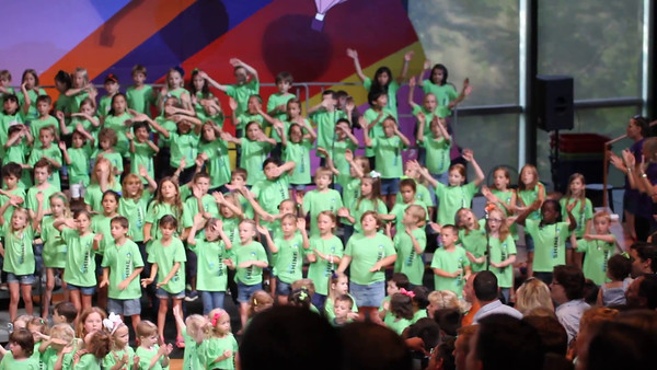 Riverbend Summer Camp - June 13, 2014