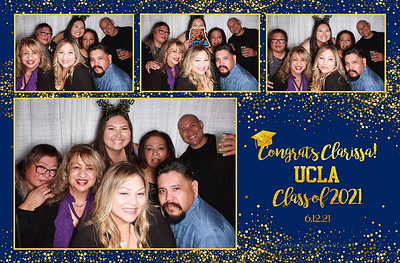 6/12/21 - Clarissa's UCLA Graduation