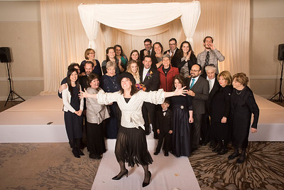 Post Chuppah Portraits