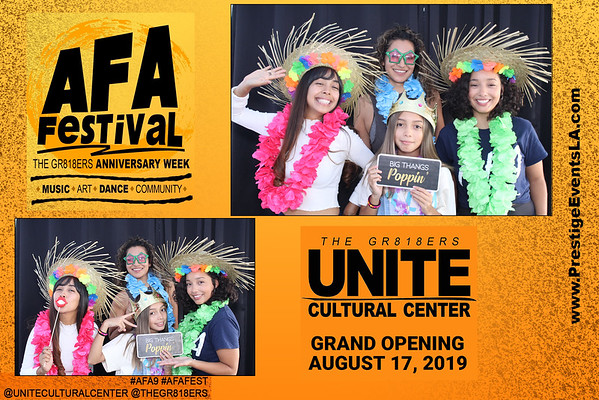 GR818ers Unite Cultural Center Grand Opening 8/17/2019