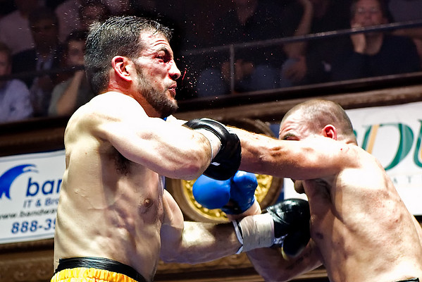 Boxing Blue Horizon Apr 3 2009