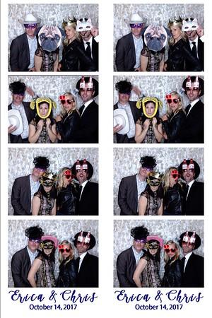 Erica & Chris Wedding