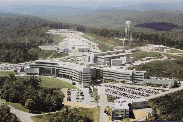 SNS Oak Ridge National Lab Tour