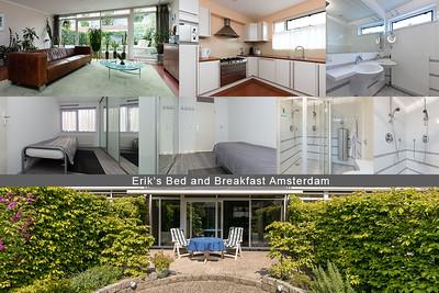 Erik's Bed and Breakfast Amsterdam