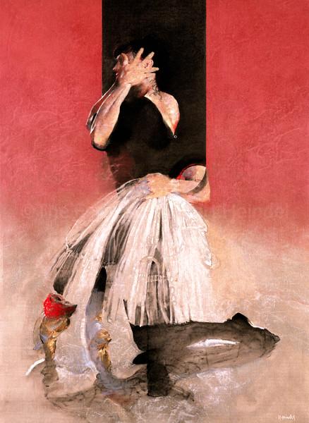 *White Skirt (c1980s)