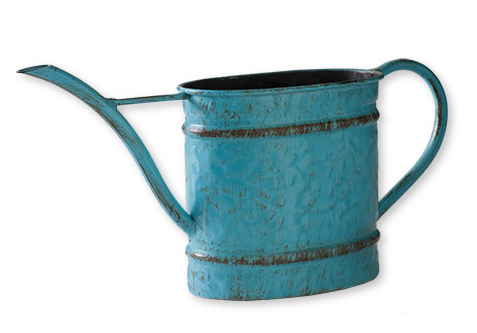 Turquoise Petite Watering Can