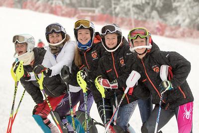 KUA Skiing - Pats Peak 1.18.17