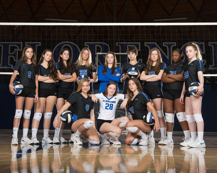 FHS Volleyball 2018