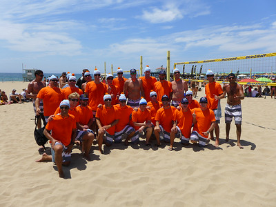 2014 Charlie Saikley 6-Man Volleyball