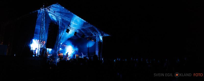 Konsert deLillos Etnemarknaden 2011