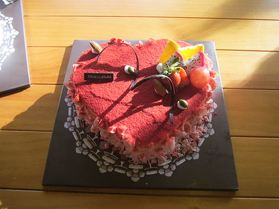 November 12 - TOUS les JOURS - Cakes