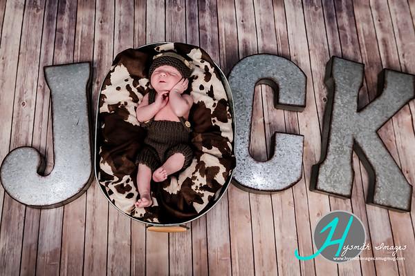 {Jack's Newborn Session}