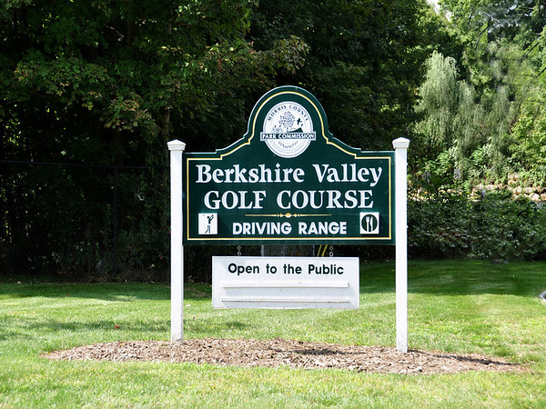 Berkshire Valley GC - Sept 13, 2010