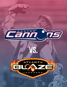 Blaze @ Cannons (8/5/17)