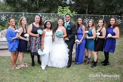 Leo Martin & Anabel gutierrez Wedding