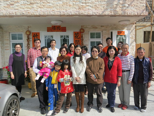20120128 - 資深青商會團拜