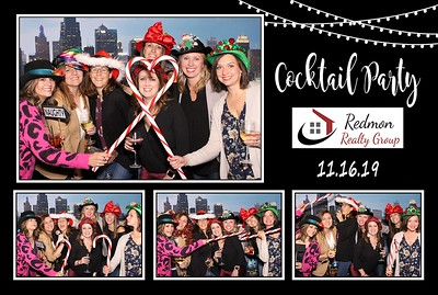 KW Redmon Realty Cocktail Party 2019
