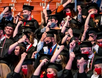 2021 SUU Graduation