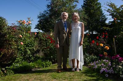Susan and Eric