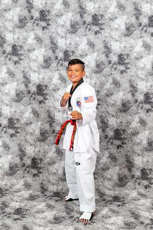 USMAC Summer 2021 Black Belt Testing 1st Degree Candidates