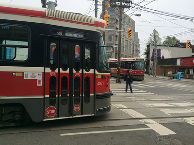 "<font color=""red"">Toronto Streetcars</font>"