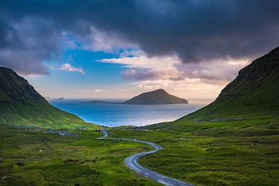 Streymoy:  Saksun, Tjørnuvik, Sornfelli, Norđradalur, Tórshavn