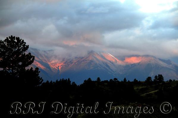 Colorado Landscapes Folder