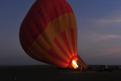Hot Air Balloon Ride - Africa