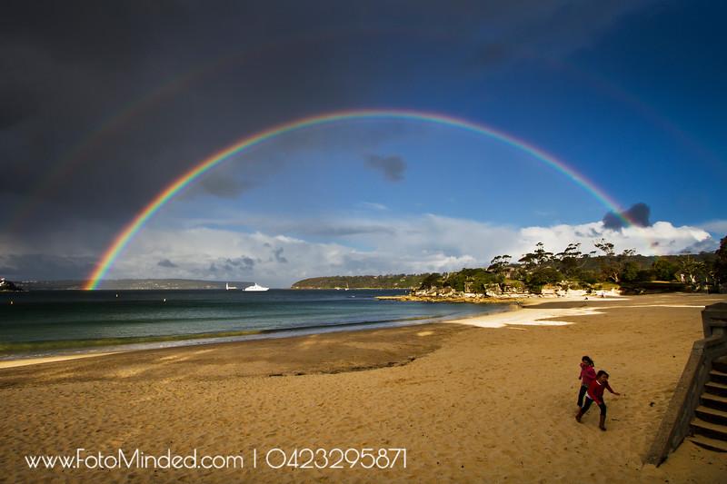 Balmoral Beach, NSW, Australia