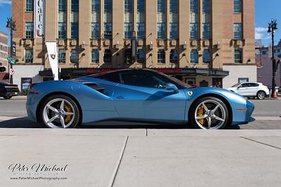 Italian Consulate d'Italia in Detroit