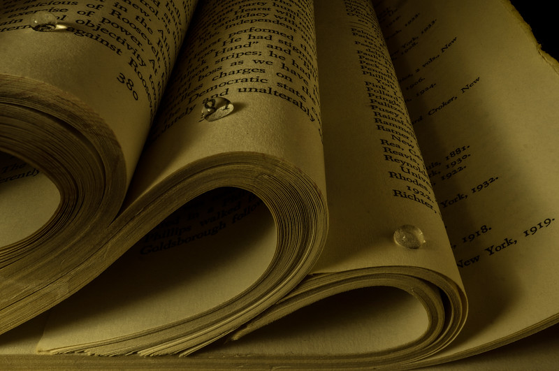 Biography of Joseph Pulitzer (curled)