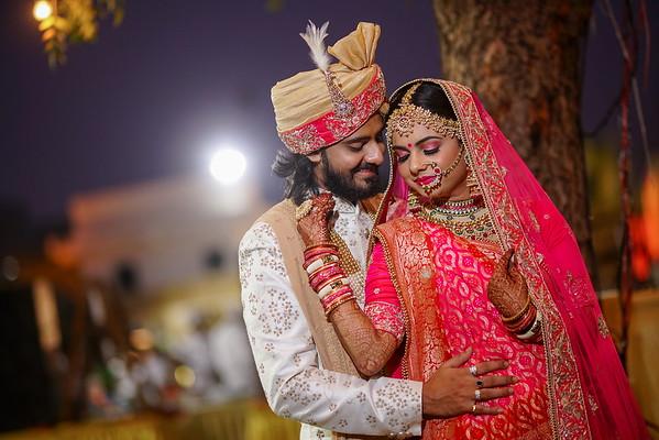 Pujan & Mishruta Wedding