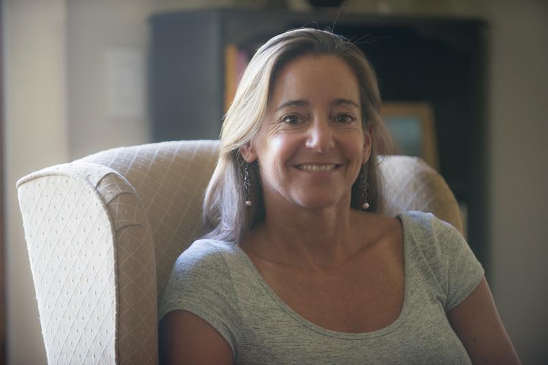 Editor of Westfield State University magazine Focus, Janice Beetle