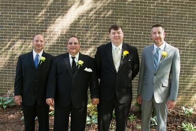 Saunders-Kurek Wedding