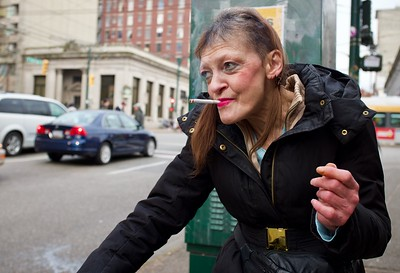 Portraits: Vancouver Downtown Eastside