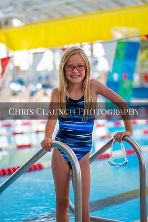 Swim Team Photo