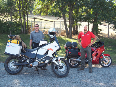 Motorcycling the Rockies