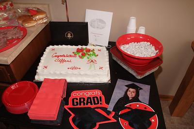 Tiff's Graduation Party.