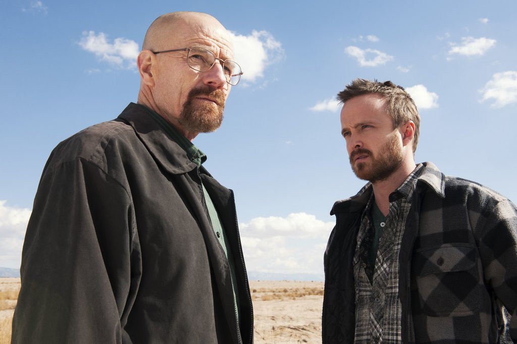 ". <p>15. �BREAKING BAD� <p>We�re starting to get the feeling that meth is bad for you � <p><b><a href=\'http://photos.twincities.com/2013/09/30/the-loop-ten-the-breaking-bad-edition/\' target=""_blank\""> HUH?</a></b> <p>    (AP Photo/AMC, Frank Ockenfels )"
