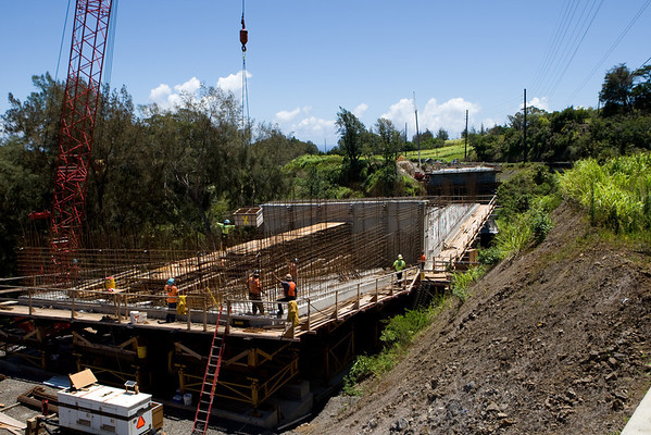 Kealakaha Stream Bridge, O'okala (8/27/08)