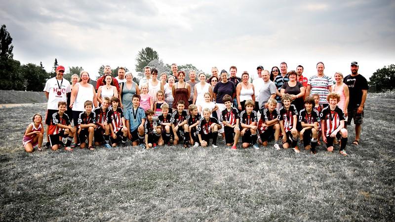 2012 Diables Rouges Tournoi CRSA Victoire