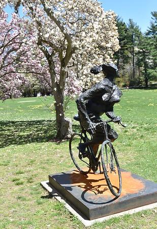 Long Island Art Museum and Sculptures